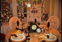 New Year Decor / by Lori Gorman
