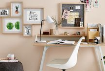 Office space decor