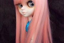 The big eyes doll / I love my dolls