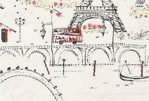 London / * a collection of travel destinations and guides for London / by Forever Champagne [by Linda]