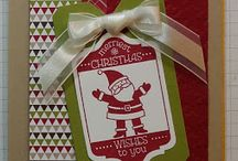 Stampin up Tag it / Examples of projects using the stampset Tag it from Stampin up