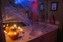 Spooky! / Halloween and other Fall decorating and craft ideas