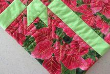 """Gift warp"""" holiday pillows"""