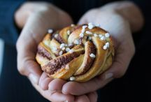Almond Breeze & Sorpréndete / Bizcochos invertidos, orígenes lejanos e ingredientes algo peculiares. Si te gusta la aventura en la cocina, no te puedes perder este tablero.