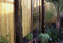 Outdoor Water Decor / by Nicole Boos