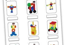 Jeux / exercice Lego / Lego
