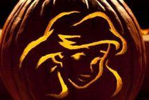 Carving Pumpkins / by Sabrina Joy Green