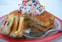 Cooking: Breakfast Foods / by Rosann Cunningham