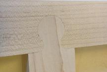 Wood joints | houtverbindingen