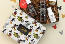 DisneyxKiehls Holiday 2017 / For the first time ever, two American classics -- Kiehl's Since 1851 and Disney's Mickey Mouse -- come together for a magical holiday collection.