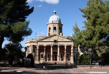 Historical Buildings and Architecture Bloemfontein