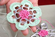 crochet & knit / by Nathalia Crookston