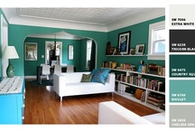 colour ideas for our home