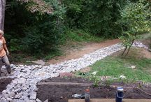 Drainage Projects by LNO / by LAWN-N-ORDER LANDSCAPING