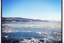 Paysages d'hiver Charlevoix / Charlevoix winter landscapes / www.tourisme-charlevoix.com