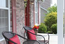 Front Porch Styles