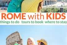 Europe Travel with Kids