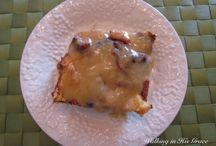 Bread Pudding Recipes & Ideas / by Childhood Cancer Awareness