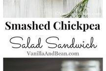 Salad/sandwich