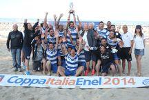 Beach Soccer - Coppa Italia Enel 2014