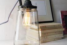 luminaire ampoule à filament
