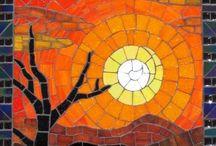 MY MOSAIK / Mosaik deur Sylvia