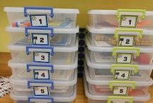 Setting up and managing classroom learning centers