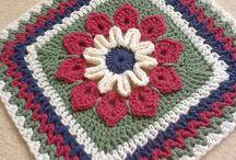Crochet Afghans - Piecework
