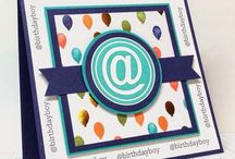 Stampin' Up! - Kids/Teen Cards / Projects for children and teens using Stampin' Up! products.