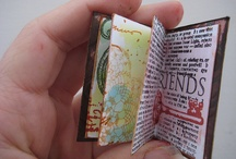 Miniature sketchbooks