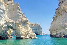Milos island (Μήλος)