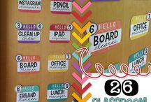 Year 2 - classroom ideas