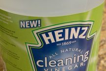 All natural cleaning ideas / by Michelle Cinquemani