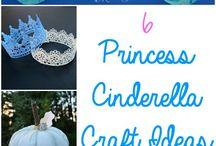 Princess theme art
