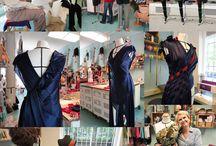 Naaicursussen / Van 'absolute beginners' tot zeer ervaren: cursussen en werkdagen voor iedereen. Dagelijks vinden er cursussen plaats, zoals zelf kleding maken, en cursussen voor kinderen en jongeren. Daarnaast worden er bij Naaicafe Caroline Vogel ook kortere themacursussen en werkdagen gegeven voor de eerste stappen op naai- of viltgebied tot het meer ingewikkelde Textielkneepjes en Patronen veranderen voor de gevorderde naaiers.