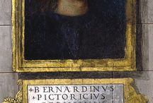 ROME - renaissance - paintings (Pinturicchio)