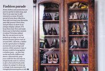 Footwear Storage
