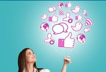 Social Media Marketing / Explore vast social media avenues. Know latest trends of online market, and find tips and detailed info about Pinterest, Facebook, Twitter and more, elucidated in the best interest of business personnel.