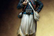 Franco-Prussian War figures