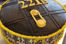 Sherlock / Sherlock cakes for birthday