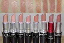 Pour peindre mes lèvres