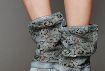 boots, shoes..