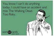 walking dead stuff
