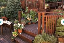 Backyards & Gardens