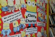 Rights Respecting School Display