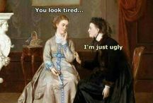 Funny paintings memes art