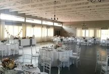 wedding venue / Different décor ideas and styles done in our incredible hall.