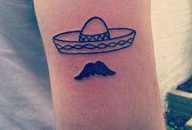 sombrero tattoo