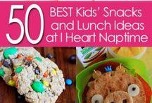 Kids snacks / by Heather Houston