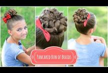 hair buns for Madi / by Kelly Luckey-dawes